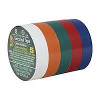 Ізолента кольорова 3M Scotch™ 6 м х 12.7 мм