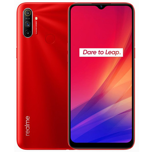 Смартфон Realme C3 2/32GB Blue Official (UA-UCRF) 12 мес Red