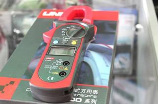 Токоизмерительные клещи Unit  UT 203 опт/розница. Доставка по Украине., фото 3