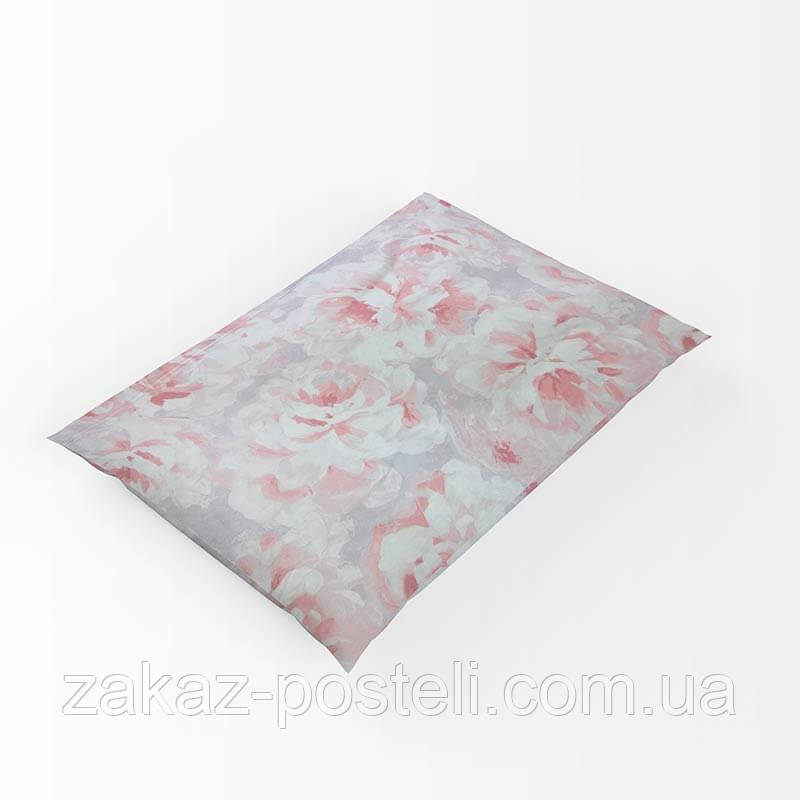 Наперник без канта тик 9994 розовый 70х70 (р) 48% молния