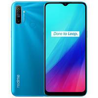 Смартфон Realme C3 3/64GB Blue Official (UA-UCRF) 12 мес