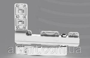 Роликовые шарниры для раздвижной фурнитуры (под алюминий)