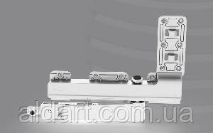 Роликовые шарниры для раздвижной фурнитуры (под ПВХ)