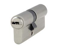Цилиндр замка 40х40 мм (5 ключей с лазерн. насечкой)