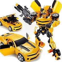 Большой Робот-трансформер Бамблби (световые и звуковые эффекты)