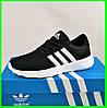 Кроссовки Adidas Мужские Черные Адидас BOOST (размеры: 41,42,43,44) Видео Обзор, фото 5