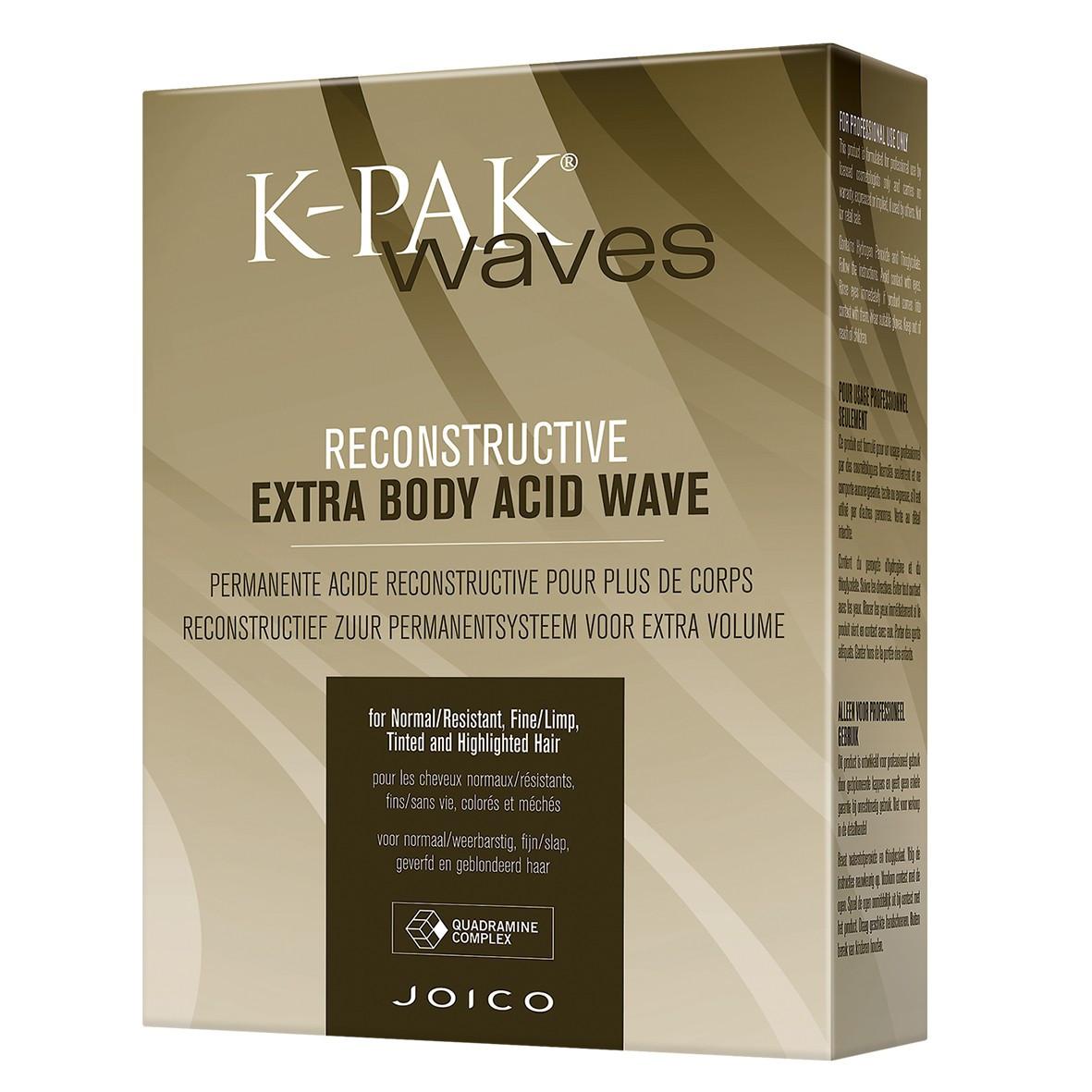 Набор для реконструирующей кислотной завивки норм. и осветл. волос Joico Reconstruct. Acid Wave