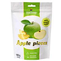 Жевательные конфеты Spektrumix Ломтики яблочные сушеные, 100 г