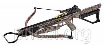 Арбалет Man Kung MK-XB21GC, Рекурсивний, гвинтівкового типу, пластик. приклад ц:green camo (MK-XB21GC)