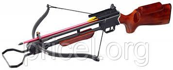 Арбалет Man Kung MK-200A2, Рекурсивний, гвинтівкового типу, дерев'яний приклад ц:коричневий (MK-200A2)