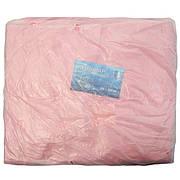 Пеньюар одноразовый (розовый) 100 шт