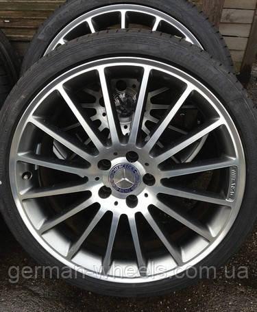 """Колеса 19"""" Mercedes С63AMG"""