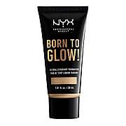 Тональная основа NYX Born to Glow Naturally Radiant Foundation №06.5 (Nude) 30 мл