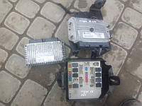Ебу електронний блок керування двигуном двигуна 1.6 автомат Модус renault modus