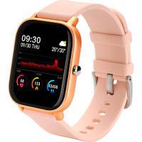 Умные-часы Globex Smart Watch Me (Gold)
