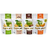 Яблочные ломтики Spektrumix Набор Четыре вкуса, 400 г