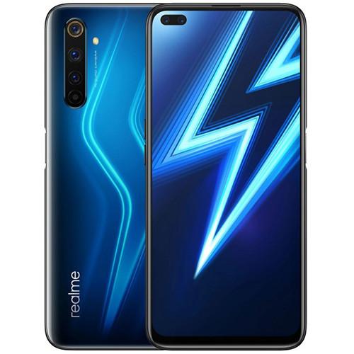 Смартфон Realme 6 Pro 8/128GB Blue Official (UA-UCRF) 12 мес