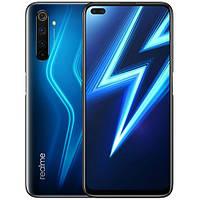 Смартфон Realme 6 Pro 8/128GB Blue Official (UA-UCRF) 12 мес, фото 1