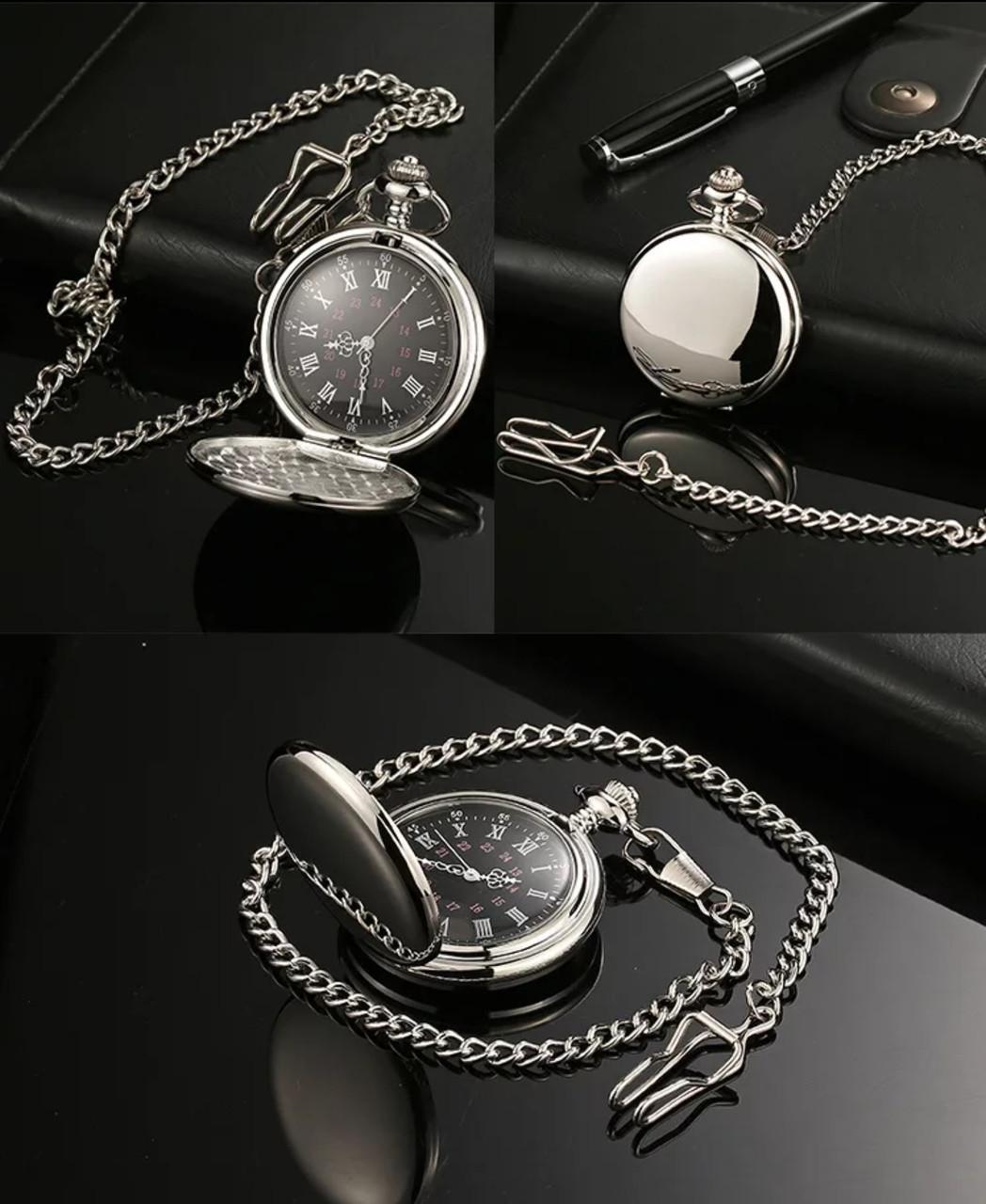 Часы карманные мужские