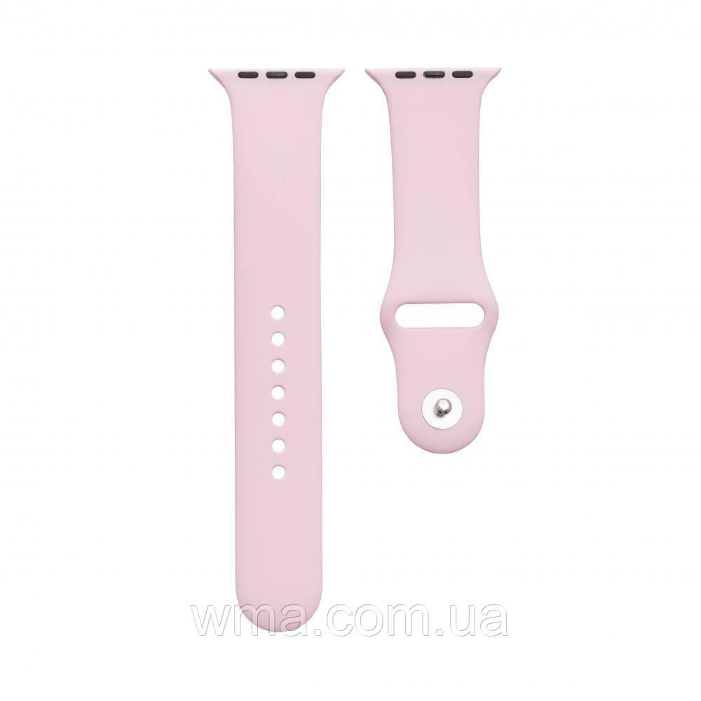 Ремешок для часов Apple Watch Band Silicone One-Piece 38 / 40mm Цвет 06