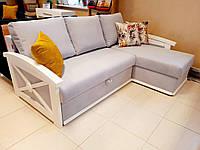 """Угловой диван (длинный бок) """"Женева"""""""