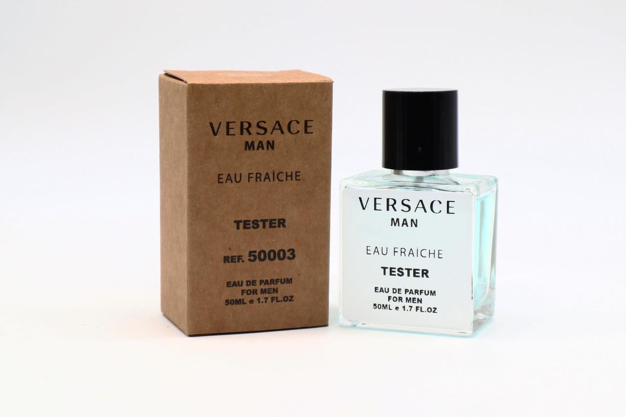 Тестер Versace men eau Fraiche 50ml (копия)