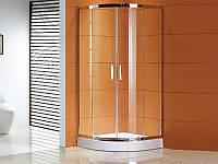 Душевая кабина ASIGNATURA Esla 90х90 (Проф. - хром, стекло - прозрачное) 79025800