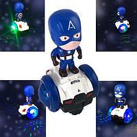 Детская игрушка машинка Super CAPTAIN Сar с диско-светом и музыкой Интерактивная игрушка в Украине