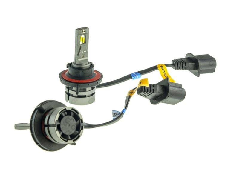 Лампы LED Cyclone H13 type-27 H/L 5000k 5000Lm