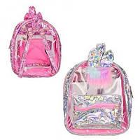 """Рюкзак """"Кролик"""" серебристый, рюкзак,сумки,городской рюкзак,рюкзаки школьные"""