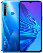 Смартфон realme 5 3/64Gb (Crystal Blue)