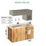 Холодильная ванна встраиваемая Emainox - IVR4*, фото 4