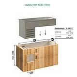 Холодильная ванна встраиваемая Emainox - IVR4*, фото 5