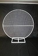Арка коло з сіткою 2 м, фото 1