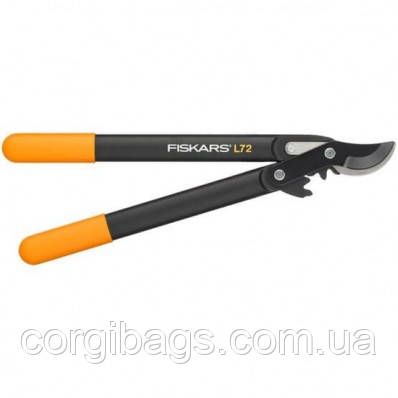 Сучкорез Fiskars плоскостной усиленный PowerGear S L72 (1001555)