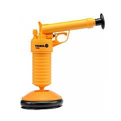 Вантуз(Пневматический)D=63/135 мм Для Чистки Труб VOREL 55500