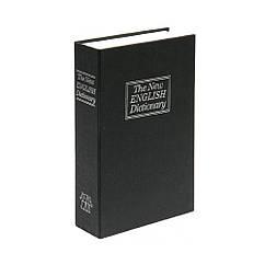Сундучок(Кэшбокс)Книга-Сейф Для Денег 240х155х55 мм VOREL 78633