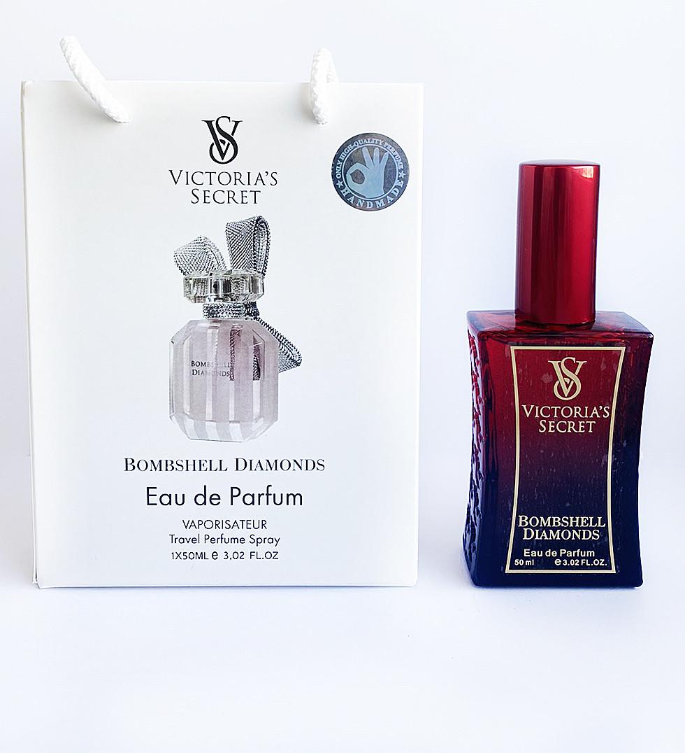 Женский мини парфюм Victoria's Secret Bombshell Diamonds
