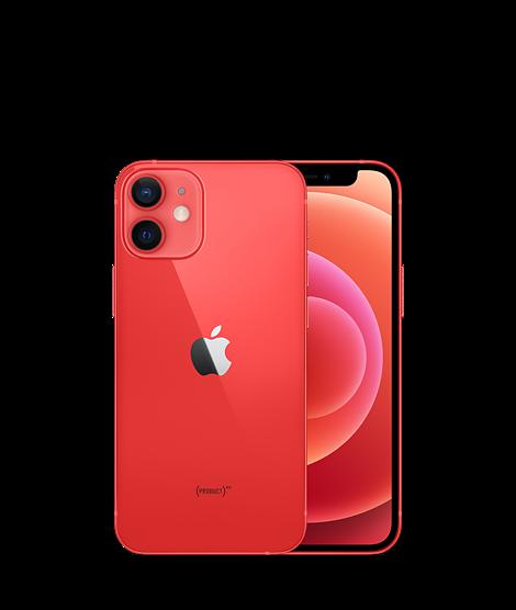 IPhone 12 mini 128GB (PRODUCT)RED (MGE53)