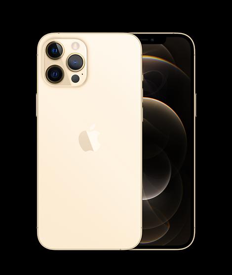 IPhone 12 Pro Max 256GB Dual Sim Gold (MGC63)