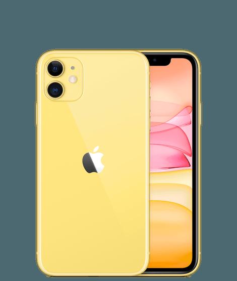 IPhone 11 64GB Yellow (MWLA2)