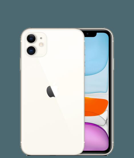 IPhone 11 128GB White (MWLF2)