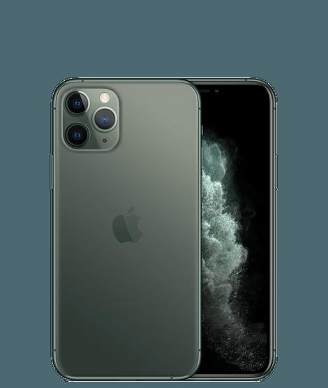 IPhone 11 Pro 512GB Dual Midnight Green (MWDM2)