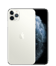 IPhone 11 Pro Max 256GB Silver (MWH52)