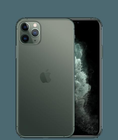 IPhone 11 Pro Max 256GB Midnight Green (MWH72)