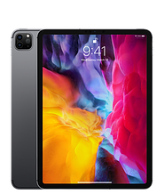 Apple iPad Pro 11 2020 Wi-Fi + Cellular 256GB Space Gray (MXEW2, MXE42)