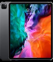 Apple iPad Pro 12.9 2020 Wi-Fi + Cellular 256GB Space Gray (MXFX2, MXF52)