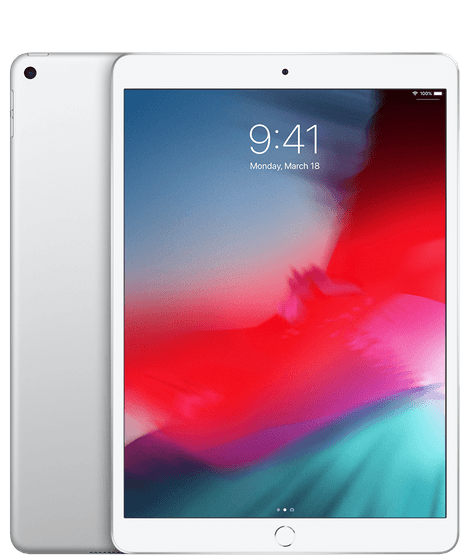 Apple iPad Air 2019 Wi-Fi + Cellular 64GB Silver (MV162, MV0E2)