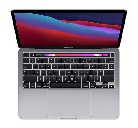 """MacBook Pro 13"""" Space Gray Late 2020 (MYD92)"""