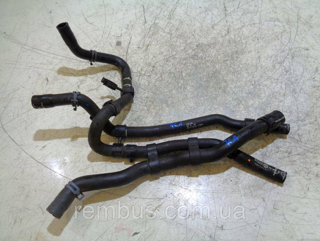 Патрубок VW Crafter 2.0 TDI